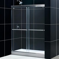"Bath Authority DreamLine Charisma Shower Door (56""-60"") SHDR-1360728"