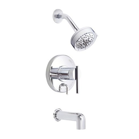 Danze Parma Trim Only Single Handle Tub & Shower Faucet - Chromenohtin Sale $174.00 SKU: D512058T :