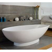 Napoli Bathtub by Victoria and Albert NAP-N-SW-OF (CS5250)