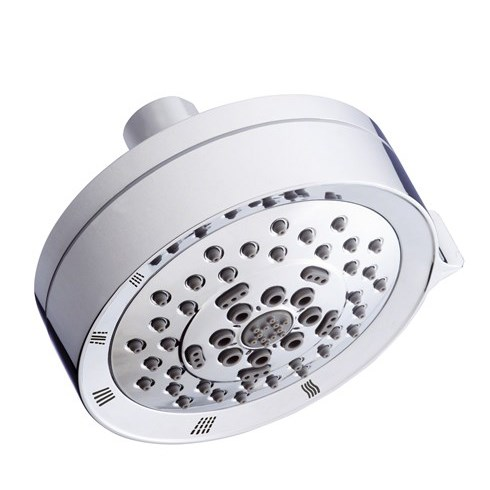 "Danze Parma 4 1/2"" Five - Function Showerhead 2.0 GPM - Chrome D460055"