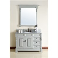 "James Martin 48"" Brookfield Single Vanity with drawers - Urban Gray 147-114-5296"