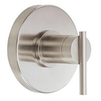 Danze® Parma™ Trim Kit For Valve Only - Brushed Nickel