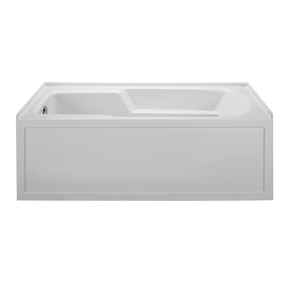 "MTI Basics Integral Skirted Bathtub (60"" x 30"" x 19.25"")nohtin Sale $1236.00 SKU: MBIS6030 :"