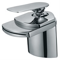 Mondria Single-Hole Bathroom Faucet - Chrome WC-F101-CP