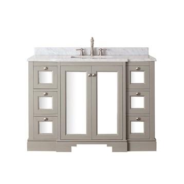 "Avanity Newport 48"" Single Bathroom Vanity, French Gray NEWPORT-48-FG by Avanity"