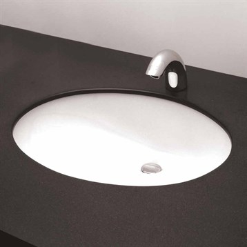 """Toto Undercounter Lavatory, 17"""" x 14"""" LT569 by Toto"""