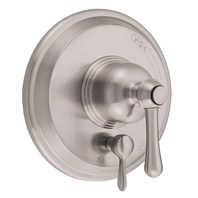 Danze® Opulence™ Trim Kit For Valve Only with Diverter - Brushed Nickel