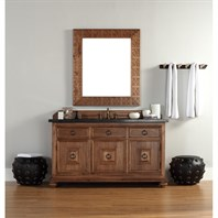 "James Martin 60"" Mykonos Single Vanity - Cinnamon 550-V60S-CIN"