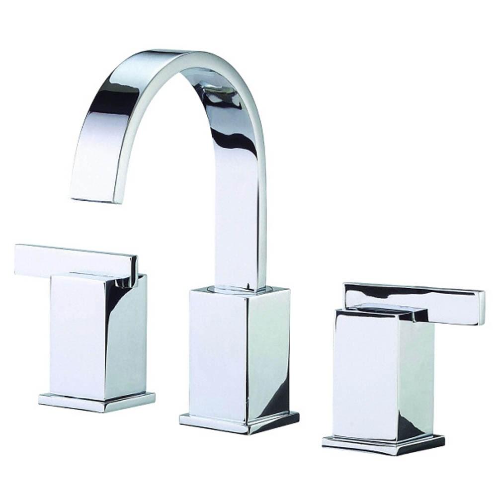 Danze Sirius 2H Widespread Lavatory Faucet w/ Metal Touch Down Drain 1.2gpm - Chromenohtin Sale $408.00 SKU: D304144 :