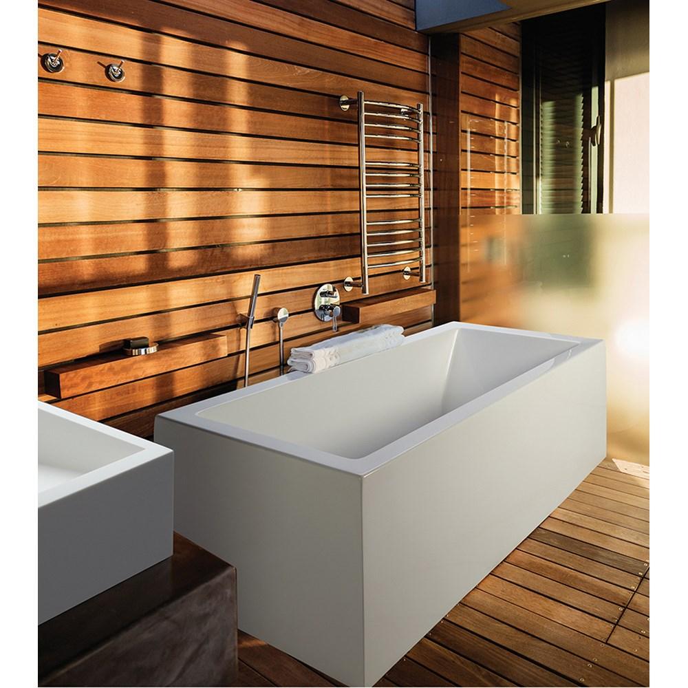 """MTI Andrea 5A Freestanding Sculpted Tub (66"""" x 36"""" x 22.75"""")nohtin Sale $4743.75 SKU: MTDS-95A :"""