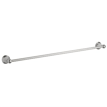 Grohe Geneva Towel Bar, Infinity Brushed Nickel by GROHE