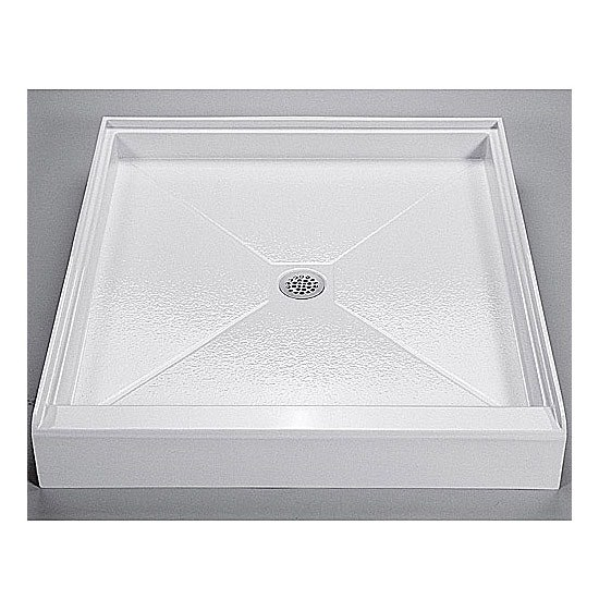 "MTI MTSB-3636 Shower Base (36"" x 36"")nohtin Sale $862.50 SKU: MTSB-3636 :"