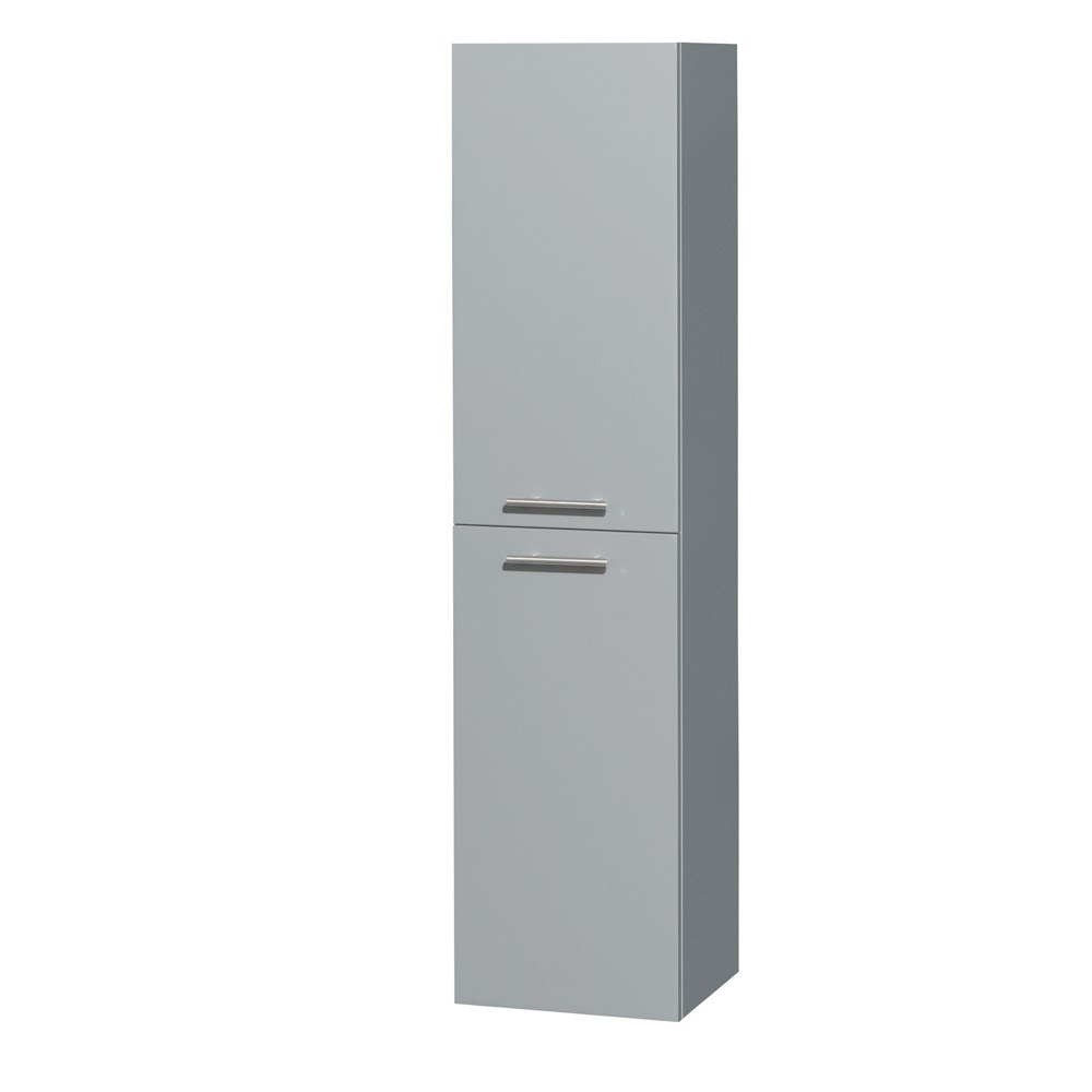 Amare Wall Cabinet by Wyndham Collection - Dove Graynohtin Sale $499.00 SKU: WC-RYV205-DVG :