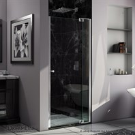 "Bath Authority DreamLine Allure Shower Door (30""-37"")"