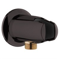 Grohe Wall Union with Hand Shower Holder - Oil Rubbed Bronze