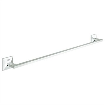 "Grohe Allure Brilliant 24"" Towel Bar, Starlight Chrome GRO 40497000 by GROHE"