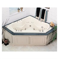 "MTI Interlude 2 Tub (59.875"" x 59.875"" x 24.25"")"