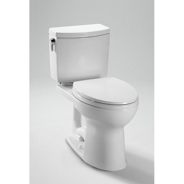TOTO® Drake® II 1GPF Close Coupled Toilet CST454CUF