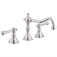 Grohe Bridgeford Lavatory Wideset - Infinity Brushed Nickel