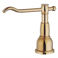 Danze® Opulence™ Soap & Lotion Dispenser - Polished Brass