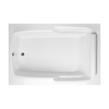 Hydro Systems Duo 6048 Tub DUO6048 by Hydro Systems