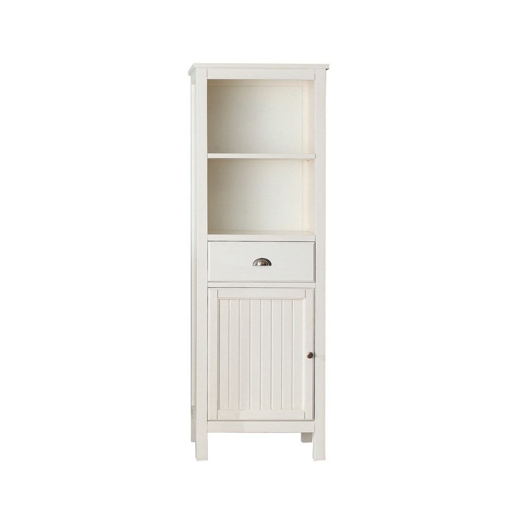 "Avanity Hamilton 22"" Linen Tower - French Whitenohtin Sale $646.00 SKU: HAMILTON-LT22-FW :"