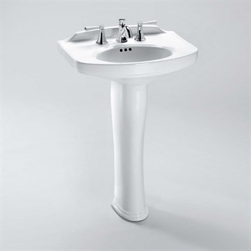 Toto Dartmouth Pedestal Lavatory LPT642 by Toto