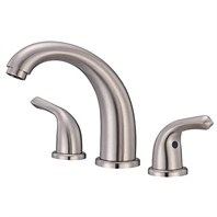 Danze® Melrose™ Widespread Lavatory Faucets - Brushed Nickel