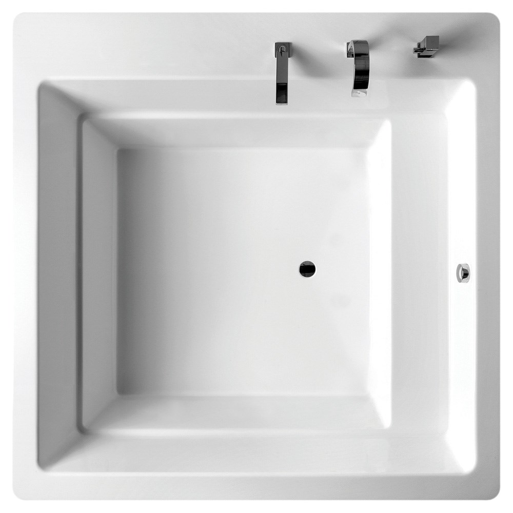 Aquatica Lacus Drop-In Acrylic Bathtub - Whitenohtin Sale $2622.00 SKU: Aquatica Lacus :