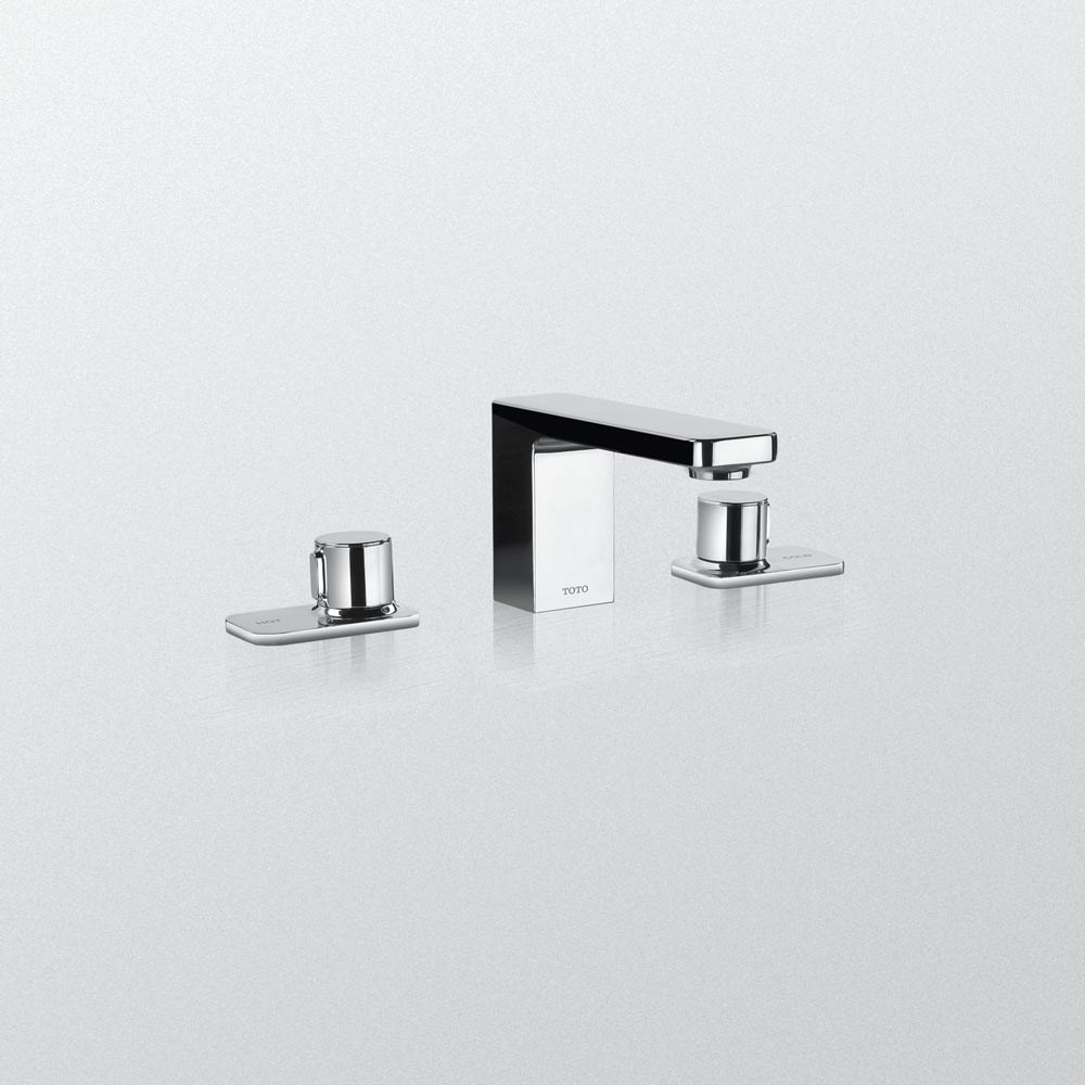 TOTO Kiwami Renesse Widespread Lavatory Faucet with Pop-up Drainnohtin Sale $1512.80 SKU: TL170DDLQ.CP :