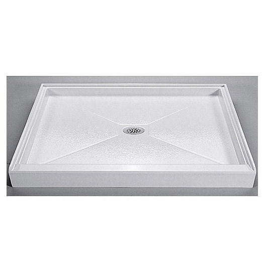 "MTI MTSB-4248 Shower Base (42"" x 48"")nohtin"