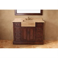 "James Martin 48"" Boston Single Vanity - Cherry 206-001-5172"