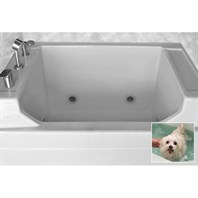 "MTI Jentle Pet 1 Pet Spa for Dogs (48"" x 30"" x 26"") MTDS-PET200"