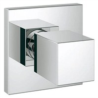 Grohe Eurocube Volume Control Trim - Starlight Chrome GRO 19910000