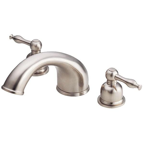 Danze® Sheridan™ Roman Tub Faucet Trim Kit - Brushed Mickelnohtin Sale $293.25 SKU: D302555BNT :