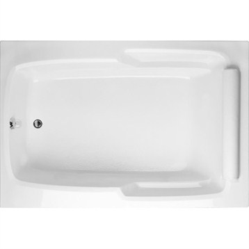 Hydro Systems Duo 7248 Tub DUO7248 by Hydro Systems