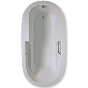 "Americh Madison Oval 6642 Tub (66"" x 42"" x 22"")nohtin Sale $1256.25 SKU: OM6642 :"