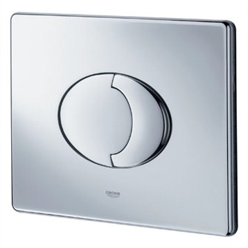 Grohe Skate Air Actuation Plate, Alpine White by GROHE