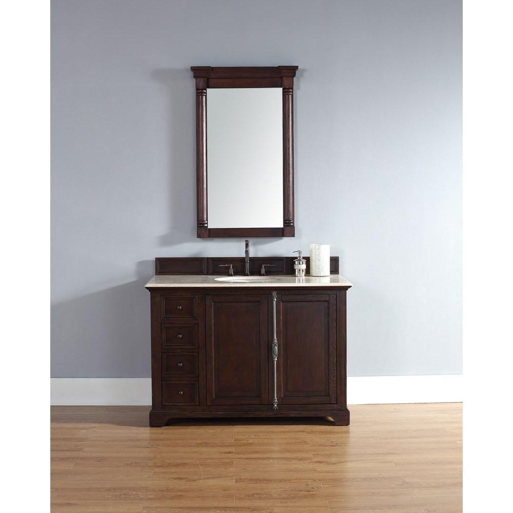 "James Martin 48"" Providence Single Cabinet Vanity - Sablenohtin Sale $1200.00 SKU: 238-105-5231 :"