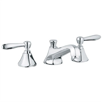 Grohe Somerset Lavatory Wideset, Starlight Chrome by GROHE