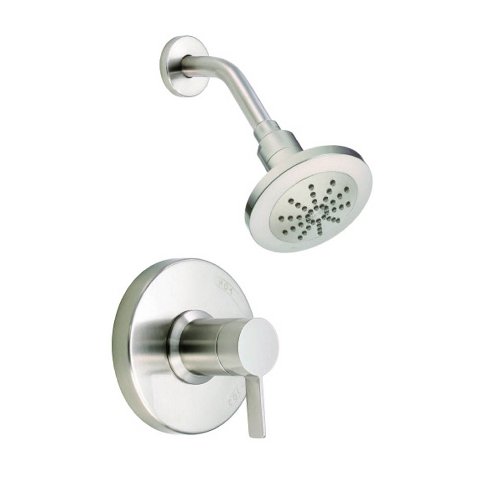 Danze Amalfi 1H Shower Only Trim Kit 2.0gpm - Brushed Nickelnohtin
