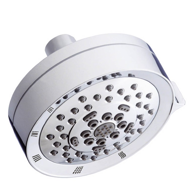 "Danze Parma 4 1/2"" 5 Function Showerhead 1.5gpm - Brushed Nickel D460065BN"