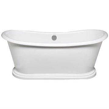 "Americh Sawyer 7131 Freestanding Tub, 71"" x 31"" x 26"", White SW7131T-WH_ by Americh"