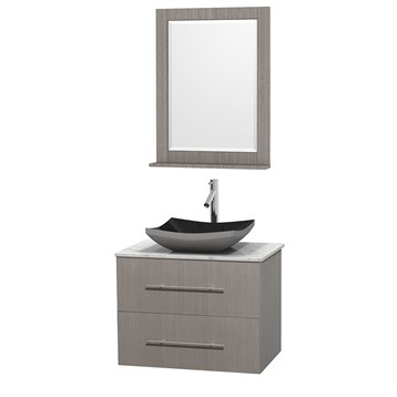 bathroom lavatory sink centra 30 quot single bathroom vanity for vessel sink by 10820