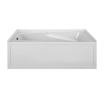 "MTI Basics Integral Skirted Bathtub, 60"" x 42"" x 20.25"" MBIS6042 by MTI"