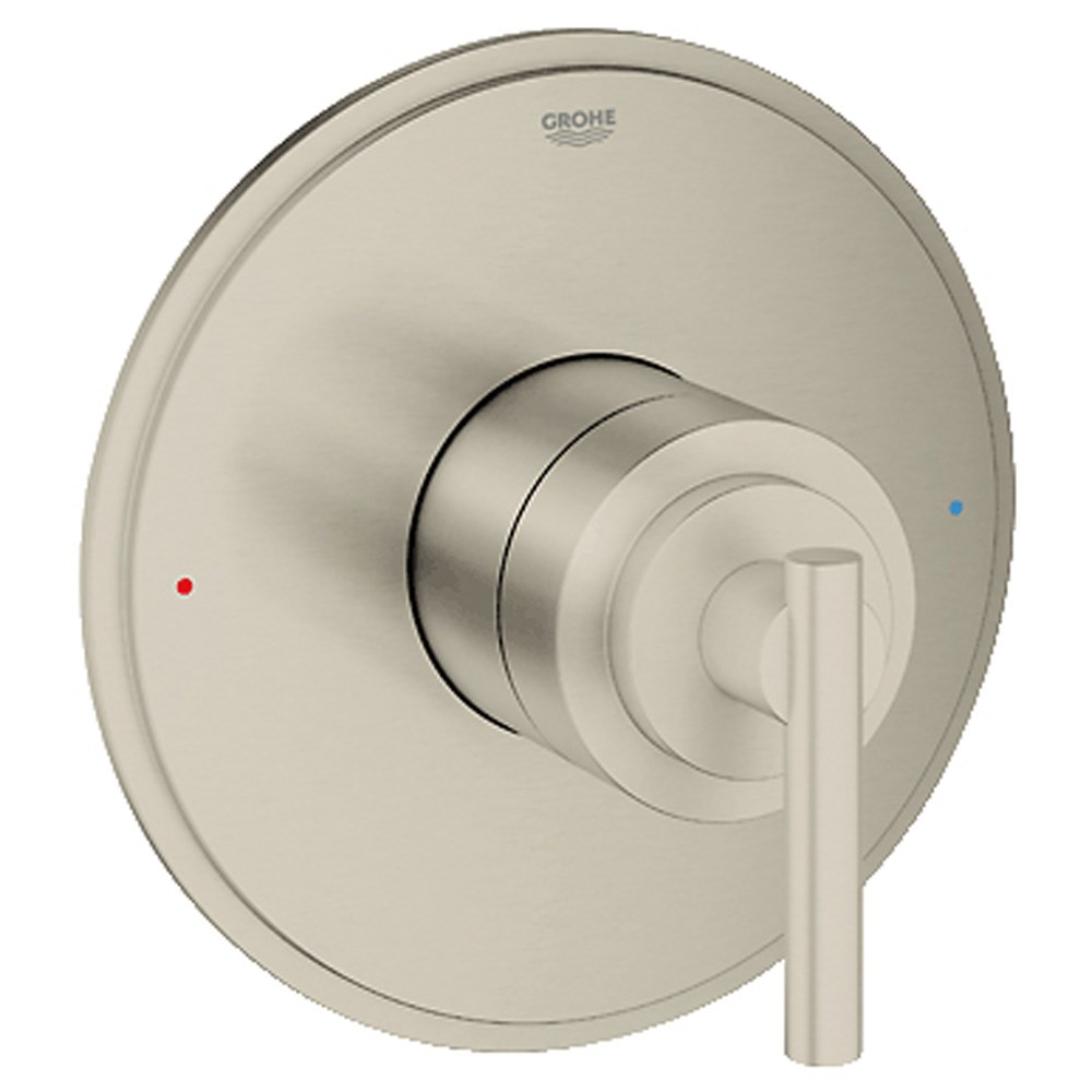 Grohe Atrio Single Function Pressure Balance Trim with Control Module - Brushed Nickelnohtin Sale $238.99 SKU: GRO 19866EN0 :