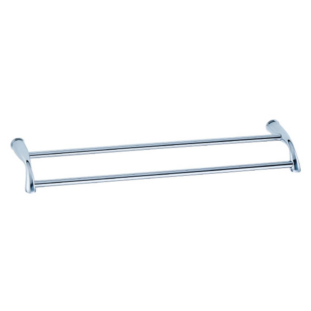 "Danze Plymouth 24"" Double Towel Bar - Chromenohtin Sale $51.75 SKU: D441612 :"