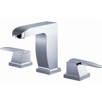 fluid Penguin Dual Handle Lavatory Tap F20006 by fluid