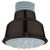 Grohe Relexa Rustic Shower Head - Oil Rubbed Bronze
