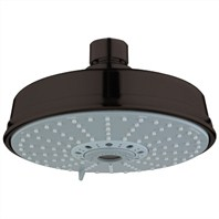 Grohe Rainshower Rustic Shower Head - Oil Rubbed Bronze